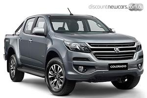 2019 Holden Colorado LTZ RG Manual 4x4 MY19