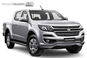 2019 Holden Colorado LT RG Manual 4x4 MY19