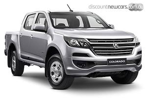 2019 Holden Colorado LS RG Manual 4x4 MY19