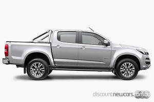 2019 Holden Colorado LTZ RG Manual 4x2 MY19
