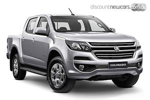 2019 Holden Colorado LT RG Manual 4x2 MY19