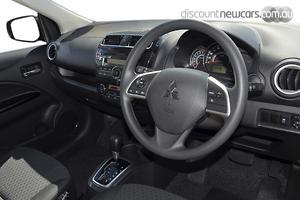 2018 Mitsubishi Mirage LS LA Auto MY19