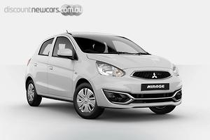 2018 Mitsubishi Mirage ES LA Manual MY19