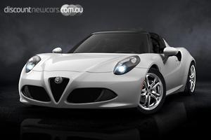 2019 Alfa Romeo 4C Auto