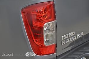 2019 Nissan Navara ST-X D23 Series 3 Manual 4x2 Dual Cab