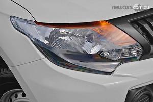 2018 Mitsubishi Triton GLX MQ Auto 4x4 MY178