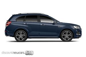 2018 Holden Captiva LTZ CG Auto AWD MY18