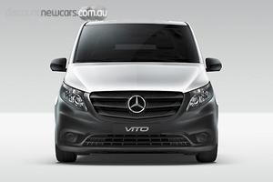 2020 Mercedes-Benz Vito 114CDI SWB Manual