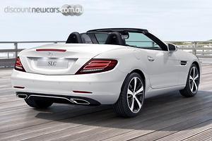 2020 Mercedes-Benz SLC-Class SLC200 Auto