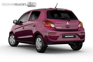 2019 Mitsubishi Mirage ES LA Auto MY19