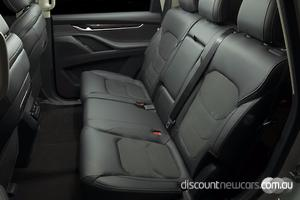 2019 LDV D90 Mode Auto