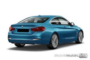 2020 BMW 4 Series 420i Luxury Edition F32 LCI Auto
