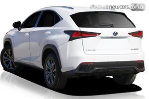 2021 Lexus NX NX300h F Sport Auto AWD
