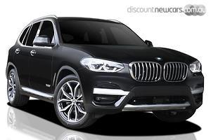 2020 BMW X3 xDrive30i M Sport G01 Auto 4x4