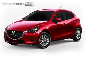 2019 Mazda 2 Maxx DJ Series Manual