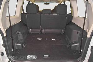 2019 Mitsubishi Pajero GLX NX Auto 4x4 MY19