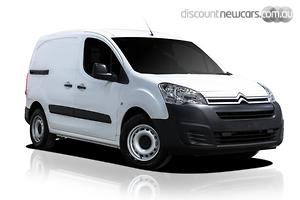 2018 Citroen Berlingo L1 Manual MY17