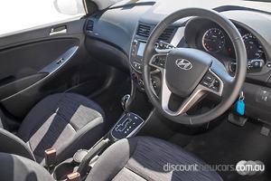 2019 Hyundai Accent Sport Auto MY19