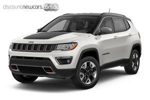 2018 Jeep Compass Trailhawk Auto 4x4 MY18