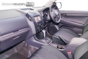2020 Isuzu D-MAX SX High Ride Auto 4x2 MY19