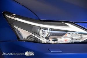 2019 Lexus CT CT200h F Sport Auto