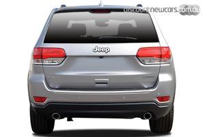 2019 Jeep Grand Cherokee Limited Auto 4x4 MY19