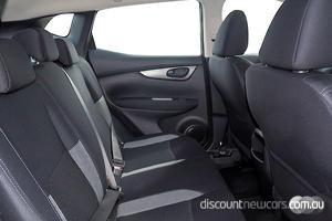 2019 Nissan QASHQAI ST J11 Series 2 Manual