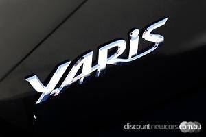 2019 Toyota Yaris Ascent Manual