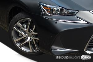 2019 Lexus IS IS300h Luxury Auto