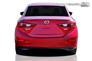 2019 Mazda 3 SP25 Astina BN Series Manual