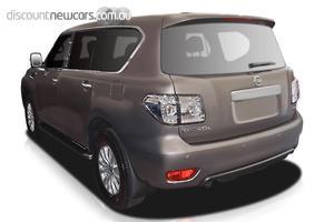 2019 Nissan Patrol Ti-L Y62 Series 4 Auto 4x4