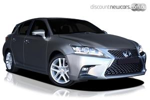 2020 Lexus CT CT200h Sports Luxury Auto