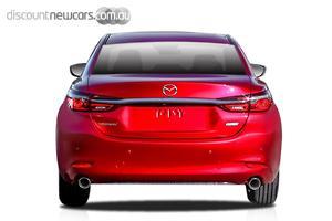 2019 Mazda 6 Atenza GL Series Auto