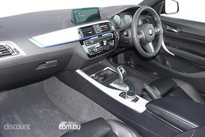 2018 BMW 230i M Sport F22 LCI Auto