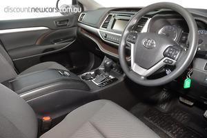 2018 Toyota Kluger GX Auto AWD