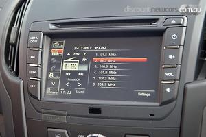 2018 Isuzu D-MAX SX Auto 4x4 MY18