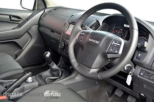 2020 Isuzu D-MAX SX Manual 4x4 MY19