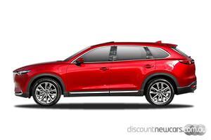 2019 Mazda CX-9 GT TC Auto i-ACTIV AWD