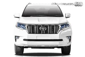 2019 Toyota Landcruiser Prado GXL Manual 4x4