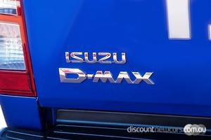 2018 Isuzu D-MAX SX High Ride Auto 4x2 MY18