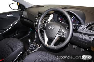 2018 Hyundai Accent Sport Manual MY18