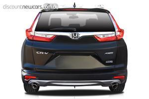 2018 Honda CR-V VTi-LX Auto 4WD MY18