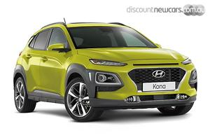 2019 Hyundai Kona Highlander Auto AWD MY19