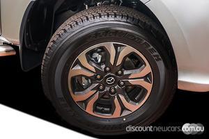 2018 Mazda BT-50 XTR UR Manual 4x4