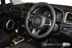 2017 Jeep Renegade Sport Manual MY17