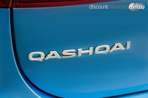 2018 Nissan QASHQAI Ti J11 Series 2 Auto