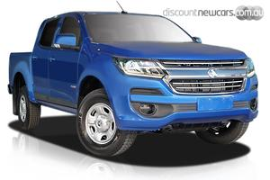2018 Holden Colorado LS RG Auto 4x4 MY19