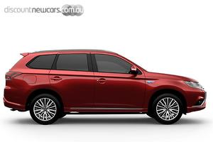 2019 Mitsubishi Outlander PHEV ES ZL Auto AWD MY19