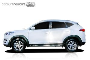 2019 Hyundai Tucson Active X Manual 2WD MY19