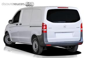 2019 Mercedes-Benz Vito 111CDI SWB Manual